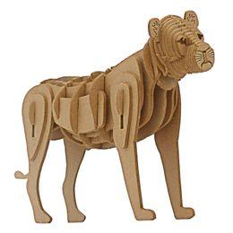 enfant éducation bricolage conception en gros papier promotionnel mobile 3d animal puzzle linoess fabricants de jouets discount vente prix ? partir de fabricateur