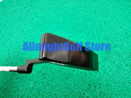 2019 ferros de golfe rígidos Chegam novas Putter Golf Club Putter T1meless 350 Black Golf com headcover