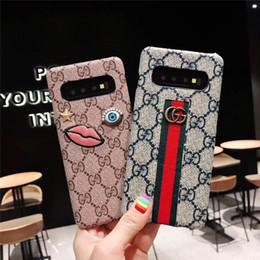Telefon fall augen online-für iphoneX XSMAX 7 8Case Bienenauge Schlange Handyfall für Samsung S8 S9plus Note8 9 S10 S10plus S10e harte rückseitige Abdeckung