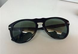 2019 gafas de sol persol Tablero de alta calidad al por mayor gafas de sol hombres y mujeres gafas de sol retro persol conducir gafas con estuche original gafas de sol persol baratos