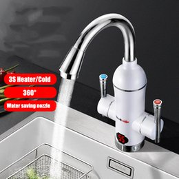 2000W Bathroom Instant Hot Water Tap