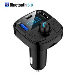 alternar aux Desconto USB Transmissor FM Handsfree sem fio Bluetooth LED MP3 Player Acessórios Car Charger