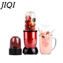 2019 protetor shaker garrafa direta direta Jiqi Mini Portátil Juicer Elétrico Liquidificador Food Food Milkshake Mixer Moedor De Carne Multifuncional Máquina De Suco De Frutas Máquina Eu Eu C19041803
