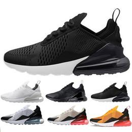 Canada Nike air max 270 2019 pas cher Air University Rouge Photo Bleu Hommes Femmes chaussures Flair Triple Black Core blanc Trainer Medium Olive mens 36-45 Offre