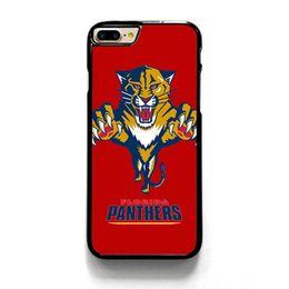 Caso do iphone do hóquei on-line-Florida panthers hockey phone case para iphone 5c 5s 6 s 6 mais 6 splus 7 7 mais samsung galaxy s5 s6 s6ep s7 s7ep
