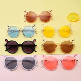 139b06986d 2019 Lovely Rabbit Ear Sunglasses Kids Hot Cute Children Gafas de sol Niños  Ropa ocular Mejores regalos para niños Niñas Ofertas de las mejores gafas  de sol ...