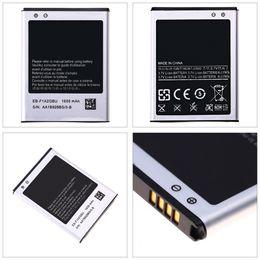 2019 probando la batería del iphone ¡Despeje! EB - F1A2GBU 1650mAh reemplazo del Li-ion para Samsung Galaxy S2 / I9100 / I9103 / I9105