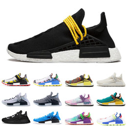 NMD Human Race BBC Laufschuhe Pharrell Williams Solar Pack Mutter Designer Schuhe Herren Damen Freunde und Familie Oreo Nerd Sneakers