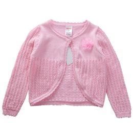 2019 vestidos de punto de algodón verano aire acondicionado manto verano vestido-Match- niñas de punto para niños suéteres de ropa para niños delgados vestidos de punto de algodón verano baratos