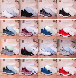 Lebron calça basquete mais baixo on-line-2019 New Men 15 Low Shoes preto branco 15s Red Grey James 15 Sports Shoes 23 Low Ar Livre Lebron basquetebol dos homens LBJ sapatilhas 16