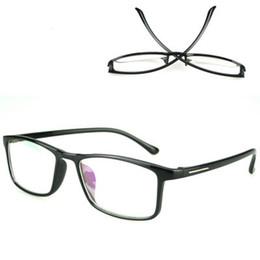 blaue brillengestelle Rabatt NEUE TR90 Blaulicht Blockieren Brille Platz Brillengestell Schwarz Anti Blue Ray Computerspiel Brille