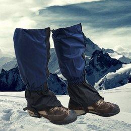 Deutschland Unisex Waterproof Been Cover Camping Wandelen Skischuh Reizen Schön Sneeuw Jacht Klimmen Slobkousen Winddicht Versorgung