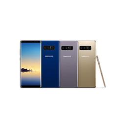 Câmera traseira original on-line-Original samsung galaxy note 8 note8 6.3 polegada N950U N950F Octa Núcleo 6 GB de RAM 64 GB ROM Dual câmera traseira desbloqueado remodelado celulares