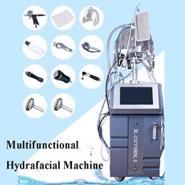 Máquina de peeling de diamante para la venta online-Venta caliente Dermabrasion Diamond Peeling y Water Jet Beauty Aqua Hydra Dermabrasion Peel Piel Mejora de la textura de la máquina