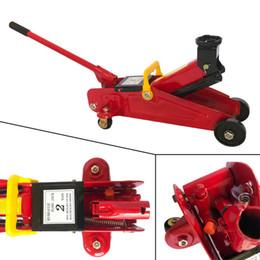 Gato de piso hidráulico Coche de perfil bajo Vehilce automático Elevación de 2 toneladas Acero resistente desde fabricantes