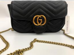 Kadın omuz çantaları kadın zincir çanta crossbody çanta moda 26 CM Siyah deri çanta kadın çanta çanta 2019 nereden