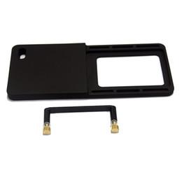Tablero de conversión Estabilizador Deporte Clip de la cámara Soporte del adaptador Adaptador para Gopro 3/4/5 Cámara Clip para teléfono desde fabricantes