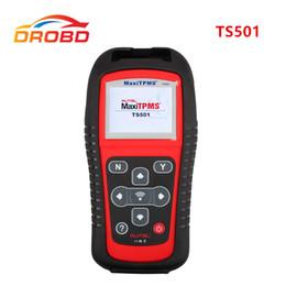 Argentina Profesional TPMS AUTEL MaxiTPMS TS501 activar sensores TPMS OBD2 Escáner de coche Herramienta de diagnóstico y servicio del sistema TPMS Suministro