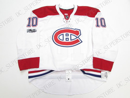 Cheap custom Lafleur 10 MONTREAL CANADIENS AWAY 100th ANNIVERSARY JERSEY  stitch add any number any name Mens Hockey Jersey XS-5XL discount canadiens  jersey ... 109093441