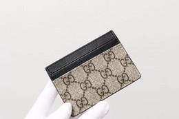 Moda Hot melhor designer de qualidade titular do cartão com caixa de mulheres de couro Genuíno carteira de luxo bolsa de couro carteira de dinheiro das mulheres 233166 de