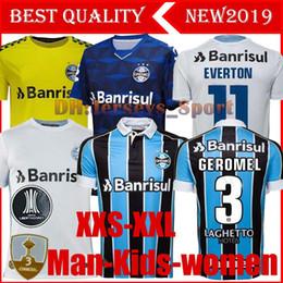 2019 jersey de deutschland La mejor calidad 2019 Gremio fútbol Jersey 19 20 Gremio MILLER LUAN DOUGLAS DIEGO Hailon Inicio camisas ausentes tercio de fútbol Camisetas de futbol