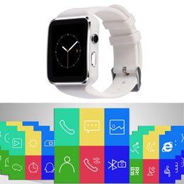 Touchscreen Bluetooth Smartwatch con bracciale per fotocamera Smartwatch Compatibile Smartwatch Scheda SIM elettronica disponibile Gear da