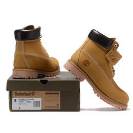 ea7cf7496729e Timberland 6-Inch Boots Shoes Running Sneakers Designer Sport Scarpe da  corsa all ingrosso Scarpe impermeabili per uomo Donna 17 Stivali colore con  scatola