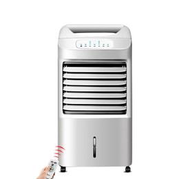 controles remotos do ventilador Desconto NOVO Ventilador de Ar Condicionado De Controle Remoto de Resfriamento Doméstico e Aquecimento Ventilador de Dupla Utilização Móvel Presente Do Escritório Ar De Refrigeração