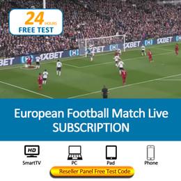 Meilleur abonnement IPTV USA 690+ HD VOD en direct Hot Channel Sport pour Android TV Support Panel de revendeurs 24 heures de test ? partir de fabricateur