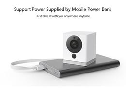 Câmeras escondidas espião sem fio wifi on-line-Câmera digital original xiaomi xiaomi cctv mini xiaofang 110 graus f2.0 8x 1080 p oculto zoom inteligente de vídeo ip wi-fi sem fio espião camaras cam