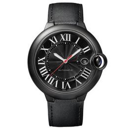 2019 movimento completo Hot Clássico Luxo Mens Watch W69012Z4 Series rosto preto completo Calendário Dial movimento automático relógio homens relógio de pulso frete grátis. desconto movimento completo