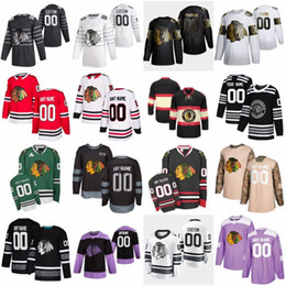 Stella 77 online-2020 All Star Game 88 Patrick Kane Personalizza Chicago Blackhawks Hockey maglie 19 Jonathan Toews 77 Kirby Dach 17 Dylan Keith Strome