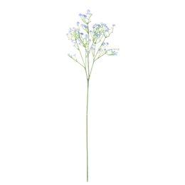 Artificiale Babysbreath Paesaggio Pianta in vaso di simulazione Babysbreath Flower House Piante per la casa Indoor Decor (azzurro) Blu da