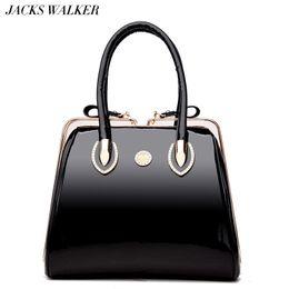 2019 New Patent Leather Fashion Women Handbags High Quality Ladies Shoulder  Bags Female Girl Famous Brand Luxury Crossbody Bag 0018e9164db69