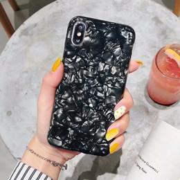 Kabuk Yumuşak TPU Kılıf Iphone XS MAX X 10 8 7 6 Artı Bling Lüks Renkli Pullu Konfeti Flake Kristal Moda Cep Telefonu Cilt Kapak supplier bling iphone cell phone covers nereden bling iphone cep telefonu kapakları tedarikçiler