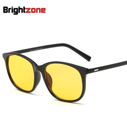 2020 computador luz noturna Bestsellers Anti-Blue Light Glasses Defence-Radiation Computer Glasses Men And Women Night Driving Yellow Lenses Gaming desconto computador luz noturna