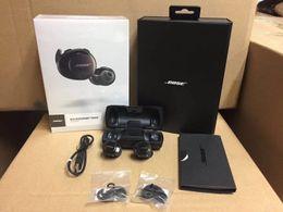 Wholesale Auriculares inalámbricos gratuitos bose con caja de carga Auriculares Bluetooth de alta calidad Auriculares súper mini profundos con paquete minorista para automóvil Bose