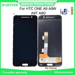 Tela de toque a9 on-line-teste de 100% para HTC One A9 A9W A9T A9D Display LCD e Touch Screen substituição digitador Assembléia com ferramentas