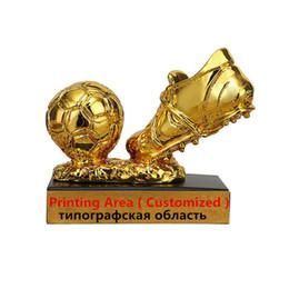 The Resin Melhor Atirador Trophy Bota De Ouro De Futebol Da Liga Dos Campeões Do Mundo Da Equipe Do Clube Troféu Melhor Jogador De Futebol Lembranças Colecionáveis de Fornecedores de chaveiro de borracha