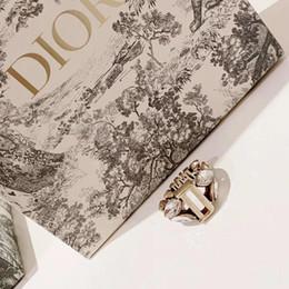 runde diamant-einstellungen Rabatt Europäischen und amerikanischen beliebten Stil Damenschmuck Ring Weizenähre Blattmuster einfache Mode-Stil hat Temperament