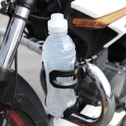 HOT Girevole Mount Stand caffè Clip Bicicletta Bottiglia D/'acqua Bere Portabicchieri
