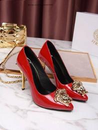 2019 spitzen spitzenschuhe Marke High Heels Tiermuster Spitze Leder Spitz Frauen Pumps Plattform Rote Unterteile Brautkleid Schuhe günstig spitzen spitzenschuhe