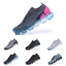descuento zapatos para mujer Rebajas Descuento 2019 zapatos casuales para hombre para mujer de alta calidad deportes Shock Trainer Jogging zapatos para caminar al aire libre al por mayor orden grande
