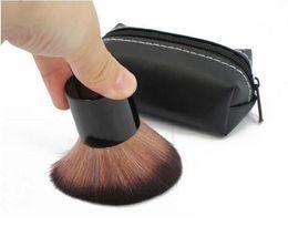 Wholesale Profesional Rouge pincel de maquillaje en polvo de miel colorete maquillaje de conjunto de herramientas cosmética