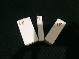 Argentina AAAA ++ Calidad OEM 5W 5V 1A EE. UU. / UE Enchufe USB Adaptador de corriente AC Cargador Adaptador de pared de carga A1385 A1400 Con caja al por menor Suministro