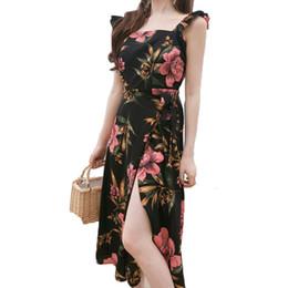 Discount dresses lady frock - Women Beach Lace Maxi Dress High Waist Length  Sleeveless Sexy Ladies 56cdb24d4