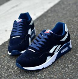 2019 sneakers coreano Nuova estate coreano traspirante Running Shose HOT Casual da uomo Shose Travel Mens Sport Shoes Trend Design Air Sneakers sconti sneakers coreano
