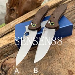 2019 faca de bolso sanrenmu Novo 551 Camping faca alça de fibra CPM-20CV roupa ao ar livre autodefesa instrumento de caça cheio de usinagem de precisão CNC