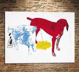 2019 pinturas famosas mulheres arte Jean Michel Basquiat - 03, 1 Peças Cópias Da Lona Arte Da Parede Pintura A Óleo Decoração de Casa (Sem Moldura / Emoldurado) 24X32