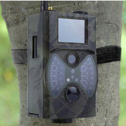 2019 câmera escondida ao ar livre Hc300m 12 m caça armadilha câmera hd 1080 p digital scouting trail câmera gprs mms gsm 940nm visão noturna infravermelha caça câmera